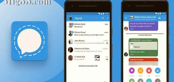 Hal Pertama Yang Harus Dilakukan Saat Beralih Ke Signal Private Messenger